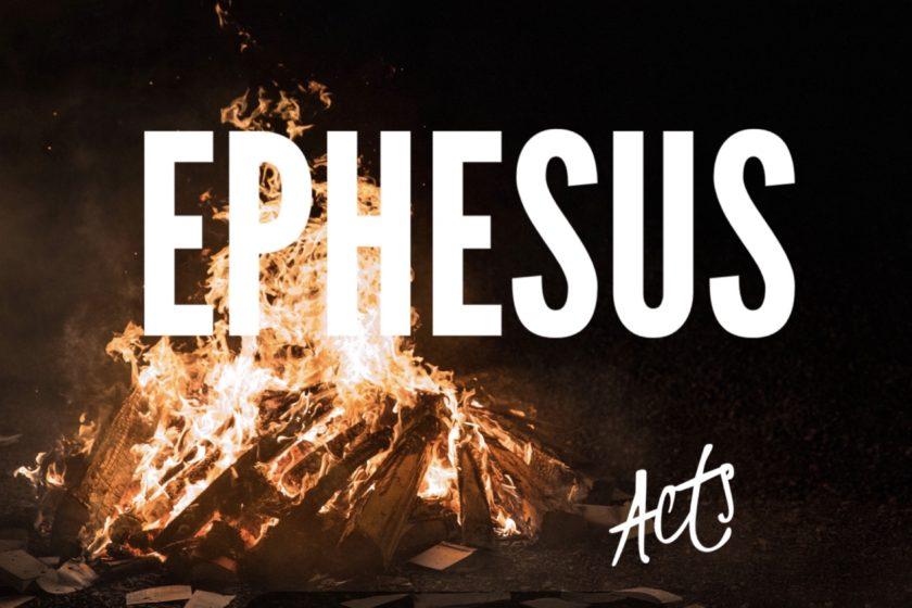 Ephesus part 2 (We need each other)